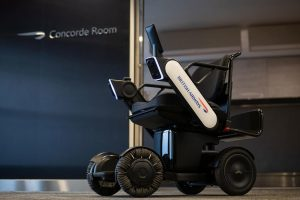 British Airways uvodi električna samoupravljajuća invalidska kolica za aerodrome