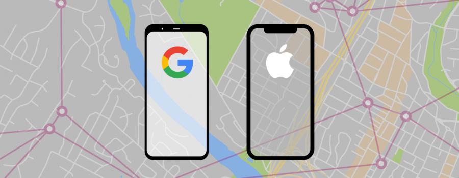 Apple i Google rade na zajedničkom alatu za praćenje COVID-19, za iOS i Android
