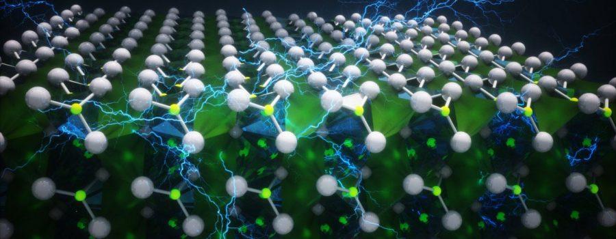 Feroelektricitet na atomskom nivou
