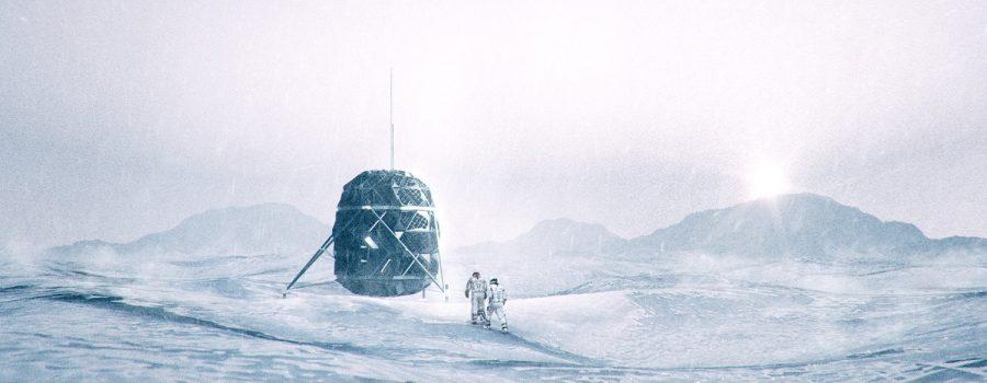 Dizajneri su osmislili samorasklapajuće sklonište za Mjesec, inspirisano origamijem