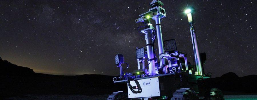 Rover napajan laserom će istraživati mračne kratere na Mjesecu