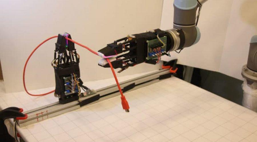 Roboti uče da rukuju tankim kablovima uz veliku spretnost