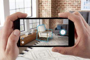 Amazonov alat proširene stvarnosti za dekorisanje prostorija virtualnim namještajem