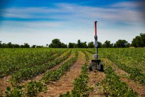 Robot za ekonomičnu borbu protiv korova bez upotrebe pesticida