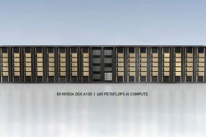 Nvidia gradi najsnažniji superračunar za zdravstvena istraživanja u UK-u