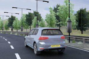 Nova vjetroturbina koju pokreće obližnji saobraćaj