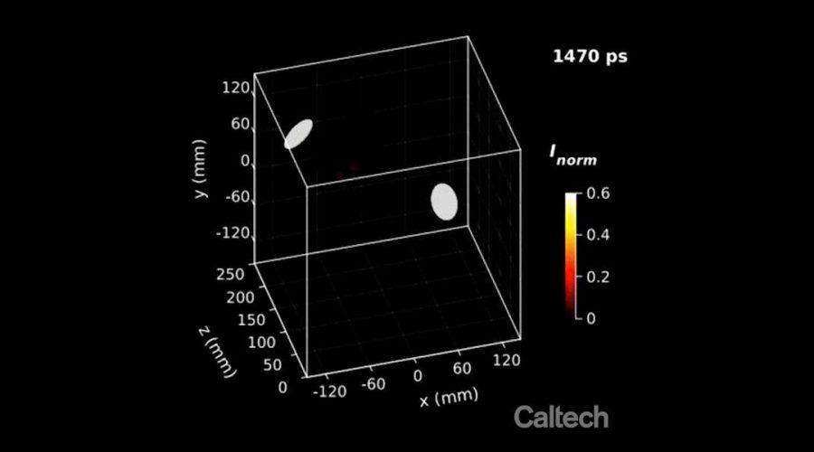 Kamera koja snima 3D filmove brzinom od 100 milijardi frejmova u sekundi