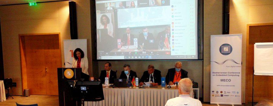 Uspješno je završena konferencija MECO 2021